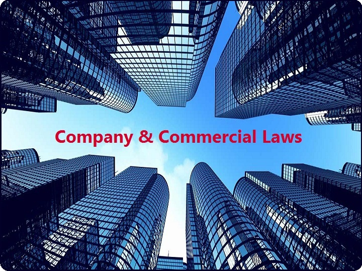 Company Law and Commercial