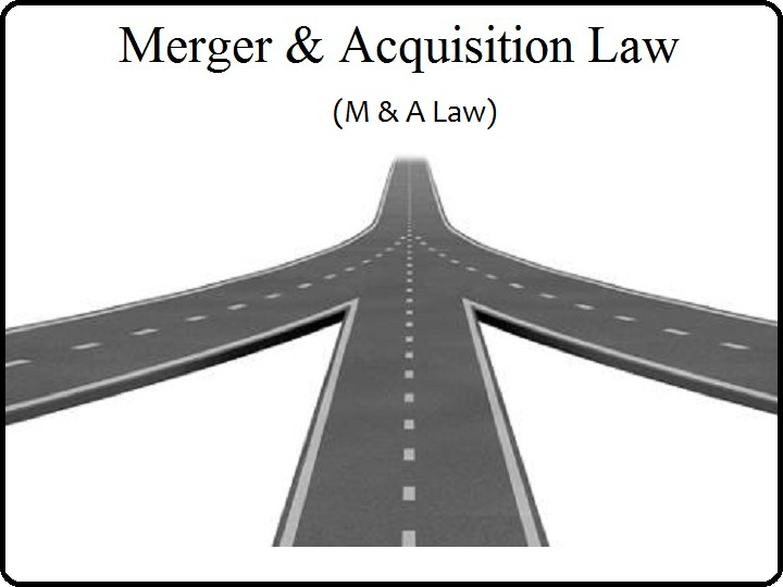 Corporate Merger & Acquisition or Takeover